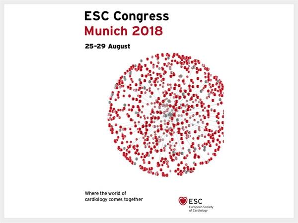 Save the date: 27/08 BigData@Heart session - ESC Congress 2018 Munich