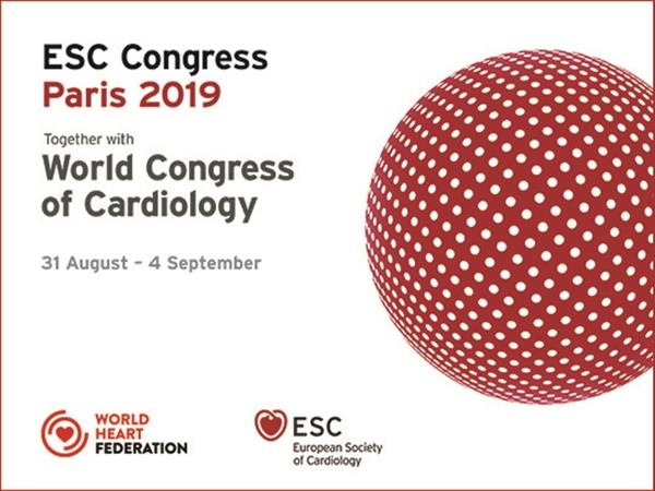 BigData@Heart Symposium at ESC Congress 2019 - Paris, France